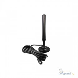 Antena Digital Interna/externa Tv Pro Eletronic Prohd-2400